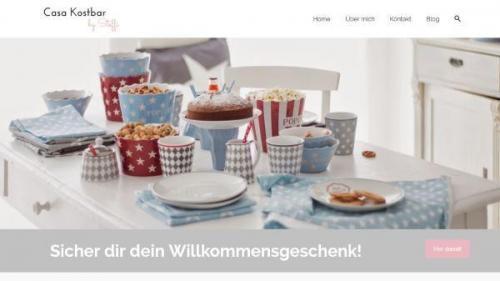 Webdesign Onlineshop Geschenke Laden