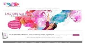 Webseite vorher