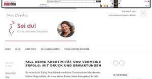 Alte Webseite 2. Version