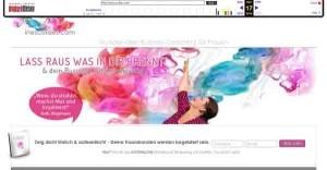 Neuer Look alte Webseite
