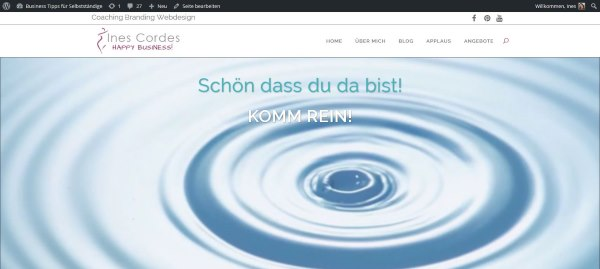 Website Webdesign neu