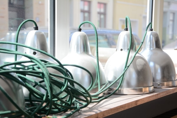 coworking Bremen Lampen