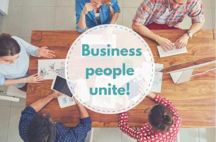 ziele und visionen im Business