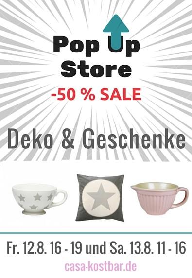 Pop up Store Bremen